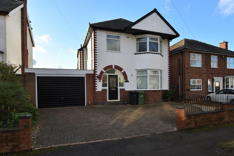 3 Bedrooms Detached House for sale in Douglas Road, Halesowen