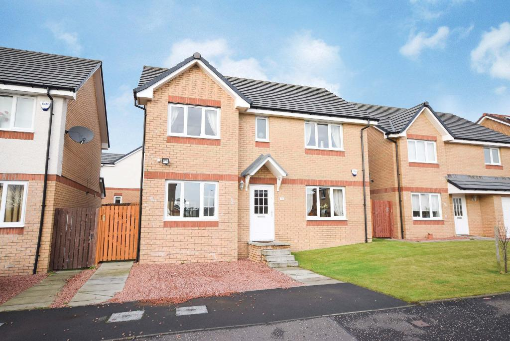 5 Bedrooms Detached Villa House for sale in Woodfoot Crescent, Glasgow, Glasgow, G53 7ZS