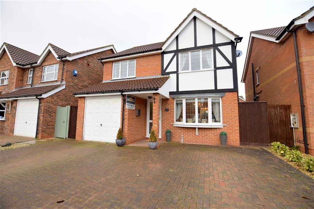 4 Bedrooms Detached House for sale in Martin Way, New Waltham, North East Lincolnshire
