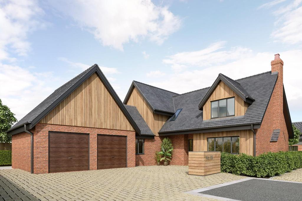 5 Bedrooms Detached House for sale in Britford Lane, Salisbury