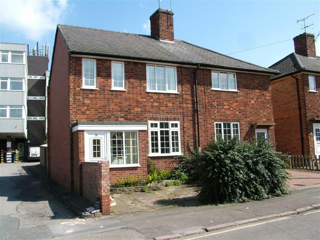 3 Bedrooms Semi Detached House for sale in Sandhurst Street, Oadby, Leicester