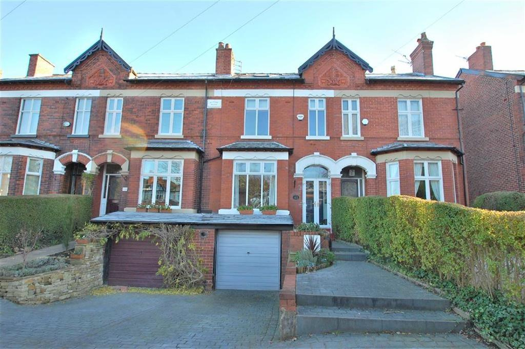 4 Bedrooms Terraced House for sale in Woodford Road, Bramhall, Cheshire