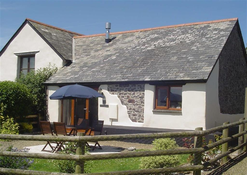 2 Bedrooms Semi Detached House for sale in Exmansworthy Barns, Hartland, Bideford, Devon, EX39