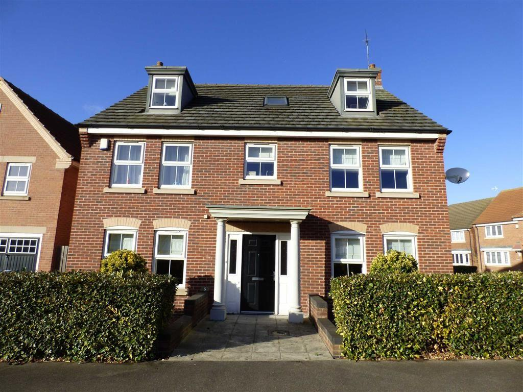 5 Bedrooms Detached House for sale in Coltman Close, Brough