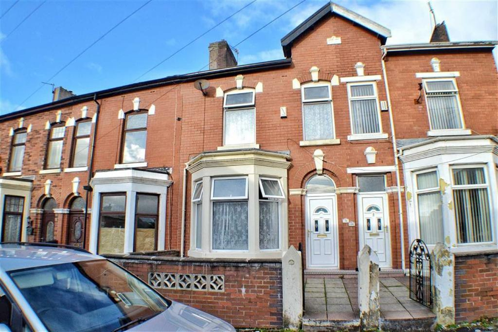 4 Bedrooms Terraced House for sale in Lancaster Place, Blackburn