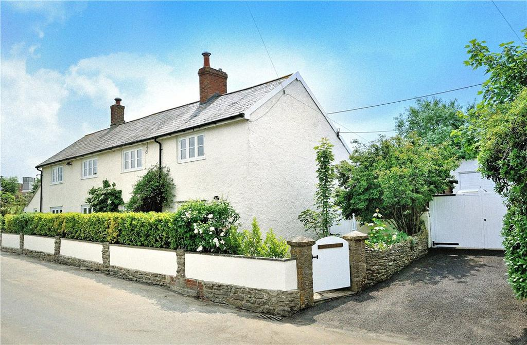 4 Bedrooms Detached House for sale in Brister End, Yetminster, Sherborne, DT9
