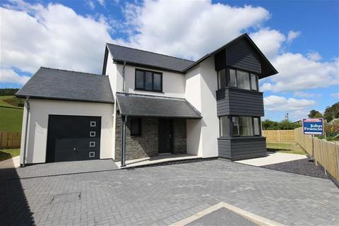 4 bedroom detached house for sale - Cefn Ceiro, Llandre, Bow Street