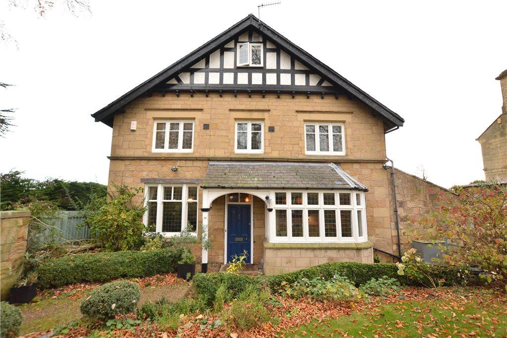 4 Bedrooms Terraced House for sale in Eller Close Lodge, North Lane, Roundhay, Leeds