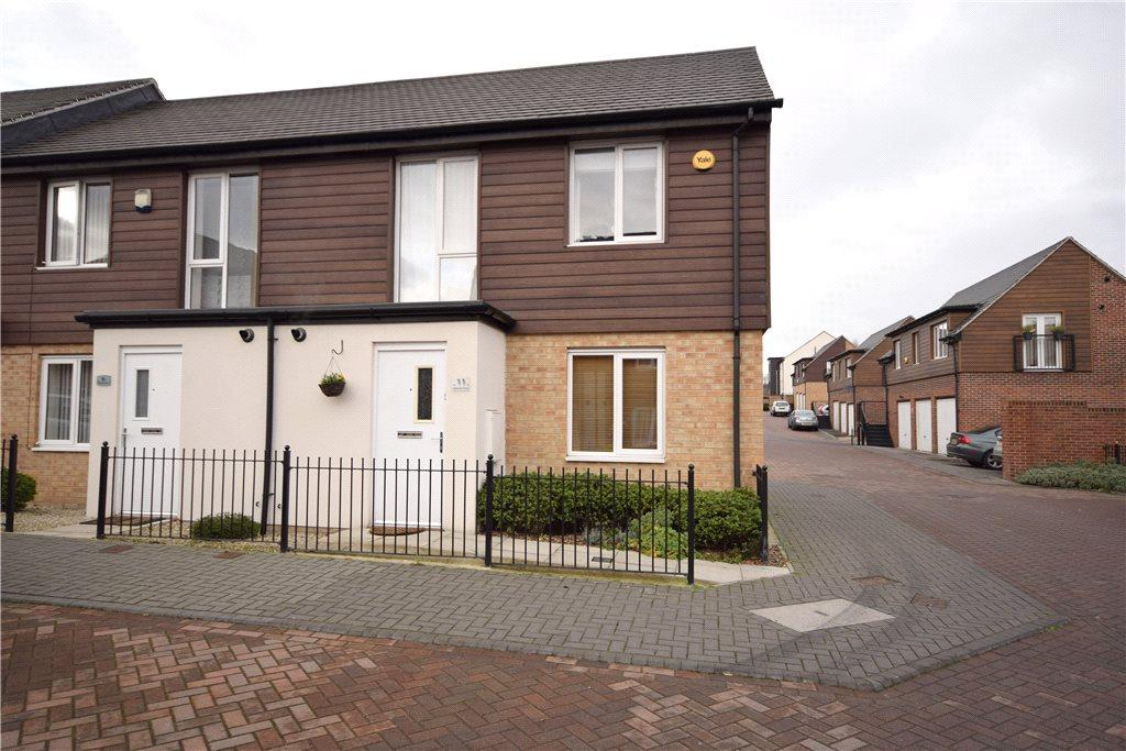2 Bedrooms Terraced House for sale in Oaklands Court, Leeds