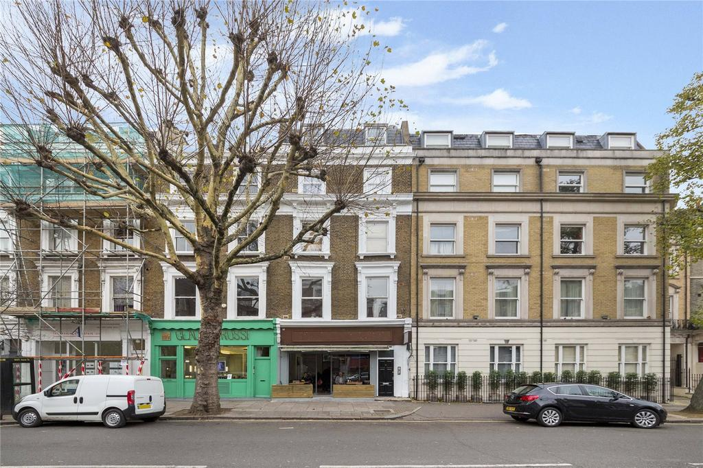 2 Bedrooms Flat for sale in Sutherland Avenue, London