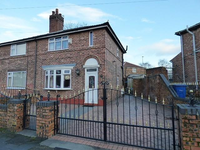 2 Bedrooms House for sale in Boteler Avenue, Bewsey, Warrington