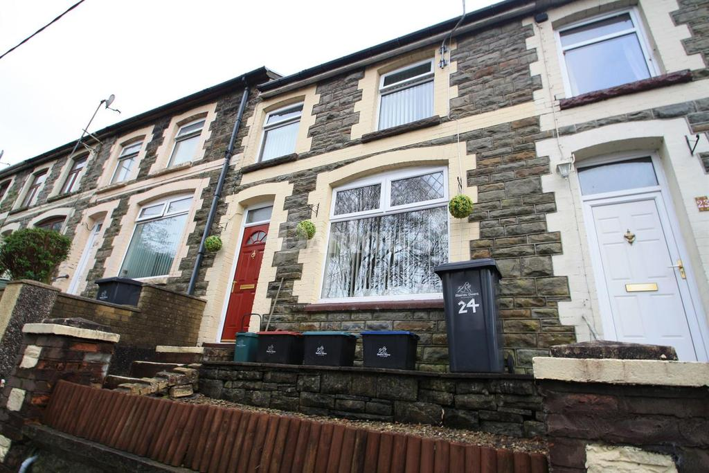 2 Bedrooms Terraced House for sale in Windsor Road, Six bells, Abertillery, Gwent