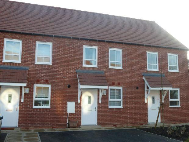 2 Bedrooms Terraced House for sale in Robins Way, Bodicote