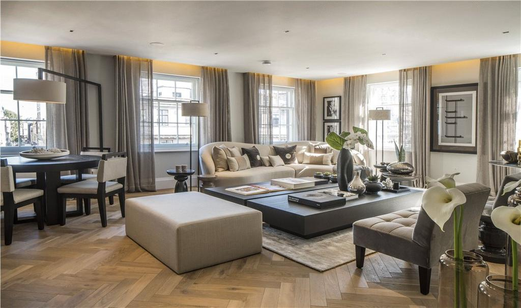 3 Bedrooms Flat for sale in St. James's Street, London, SW1A