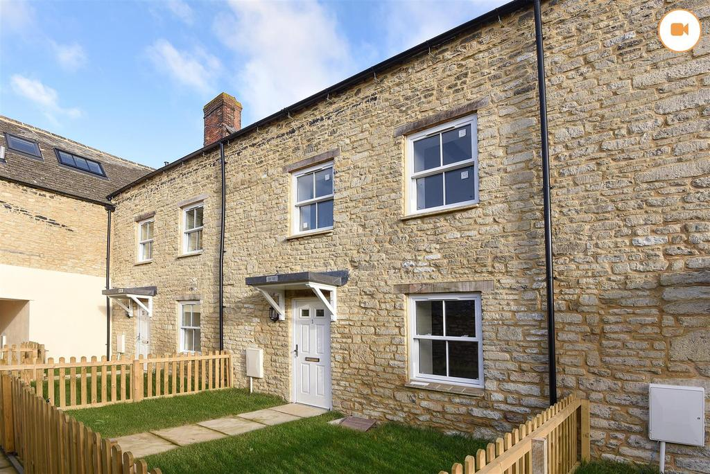 2 Bedrooms Cottage House for sale in Corn Street, Witney