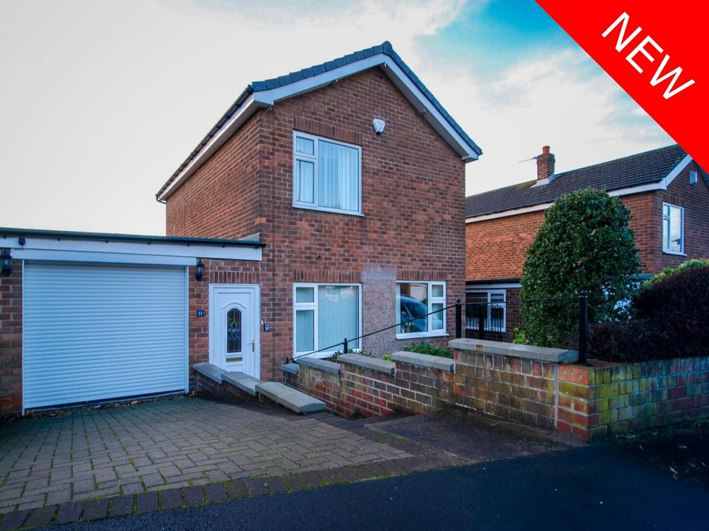 4 Bedrooms Detached House for sale in Kenilworth View, Low Fell