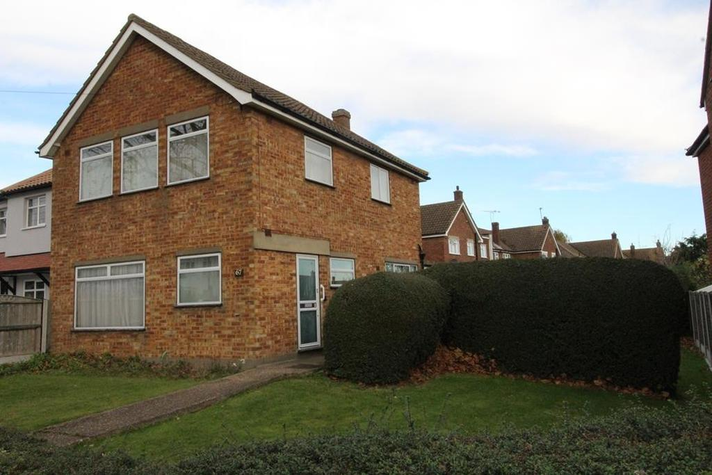 3 Bedrooms Semi Detached House for sale in Avon Road, Upminster, Essex, RM14