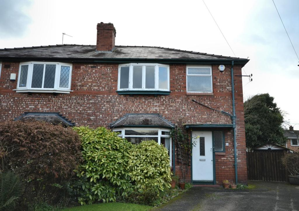 3 Bedrooms Semi Detached House for sale in Whitethorn Avenue, Burnage