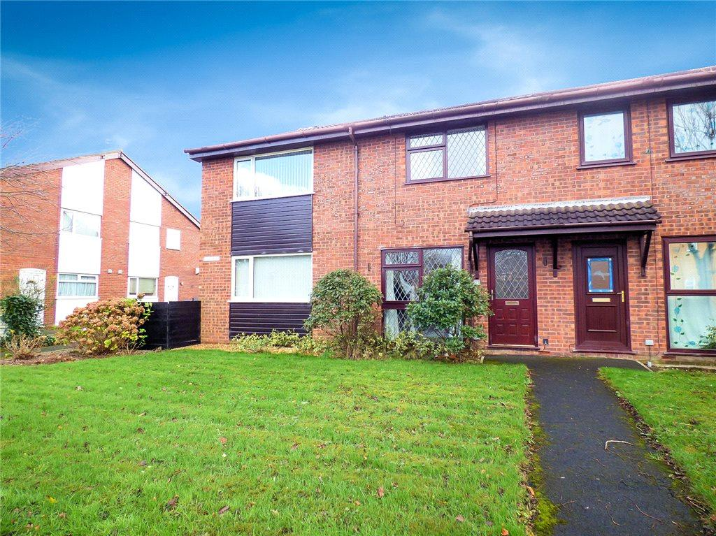 2 Bedrooms Terraced House for sale in The Spinney, Anchorsholme, Thornton Cleveleys