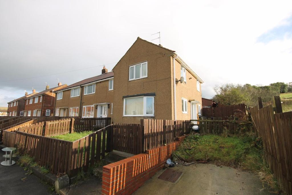 2 Bedrooms End Of Terrace House for sale in Esk Gardens, Crook