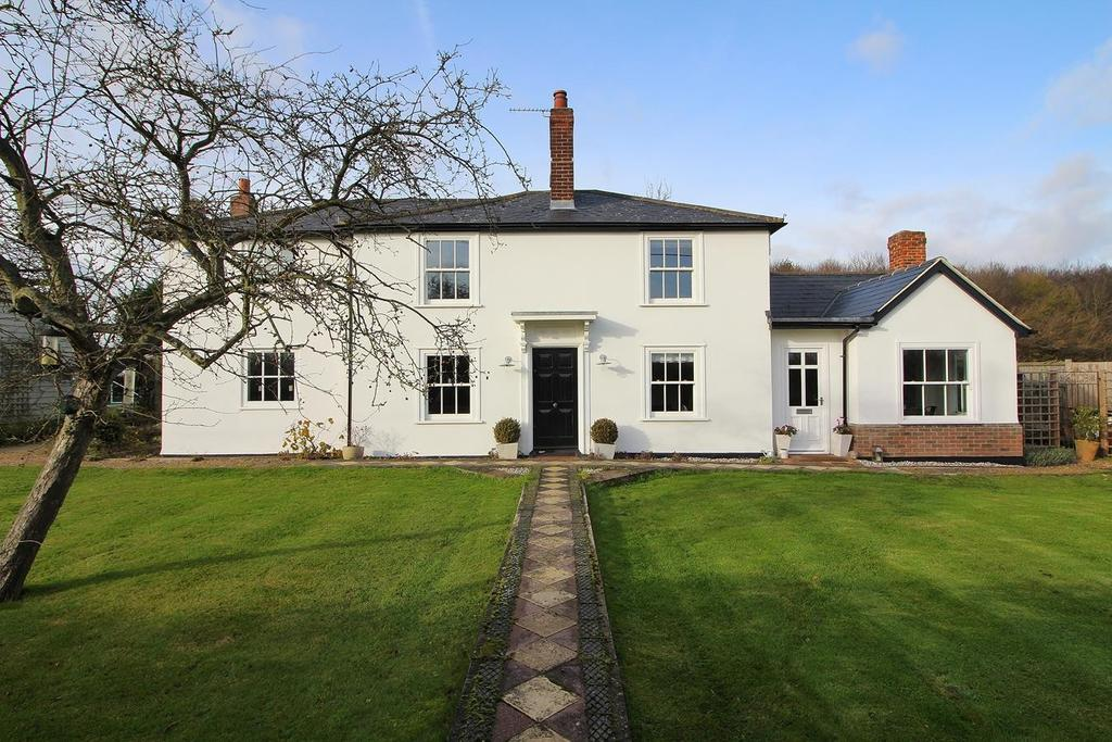 5 Bedrooms Farm House Character Property for sale in Leighs Road, Little Waltham, Chelmsford, Essex, CM3