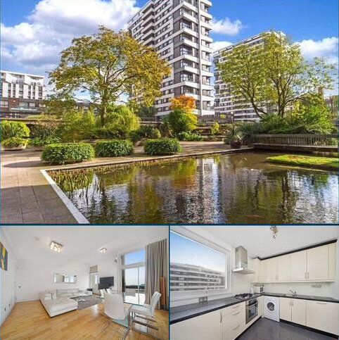 2 bedroom flat to rent - The Water Gardens, London, W2