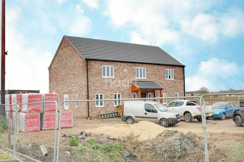 5 Bedrooms Detached House for sale in Mill Road, Murrow
