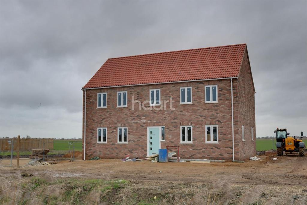 4 Bedrooms Detached House for sale in Mill Road, Murrow