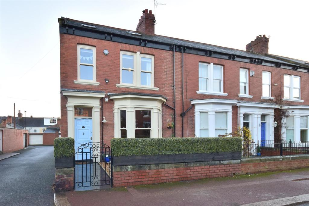 5 Bedrooms Terraced House for sale in Valebrooke Avenue, Ashbrooke, Sunderland