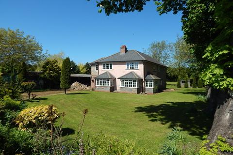 6 bedroom farm house for sale - Infields Farm, Grandford Drove, West Fen, PE15