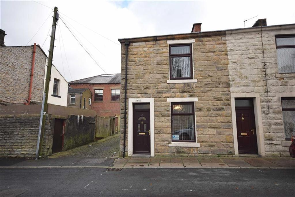 3 Bedrooms End Of Terrace House for sale in Lee Street, Accrington, BB5