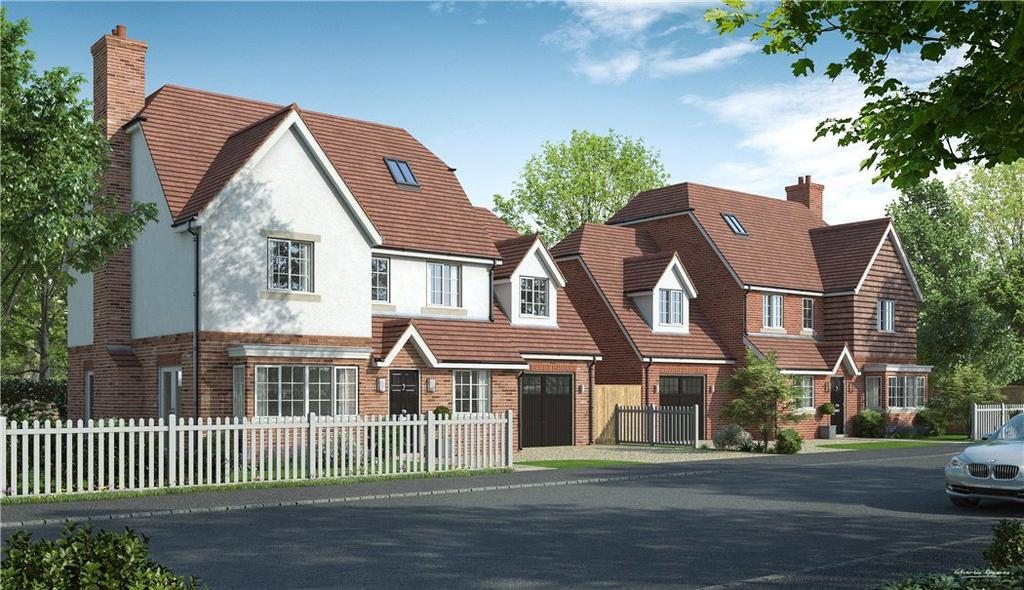 5 Bedrooms Residential Development Commercial for sale in Loseberry Road, Claygate, Esher, Surrey, KT10