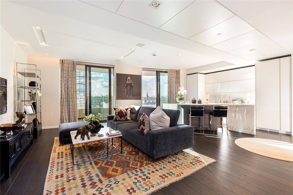 2 Bedrooms Flat for sale in Riverwalk, 161 Millbank, Pimlico, London, SW1P