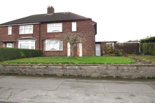 3 Bedrooms Semi Detached House for sale in Southdale Drive, Carlton, Nottingham, NG4