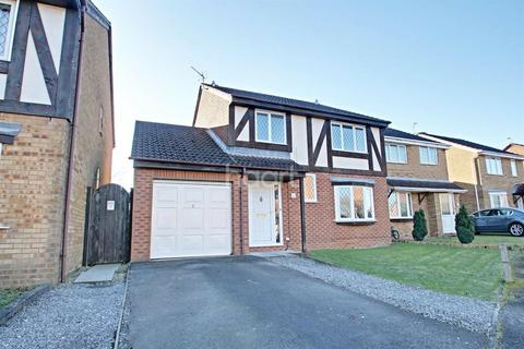 4 bedroom detached house for sale - Stratone Village