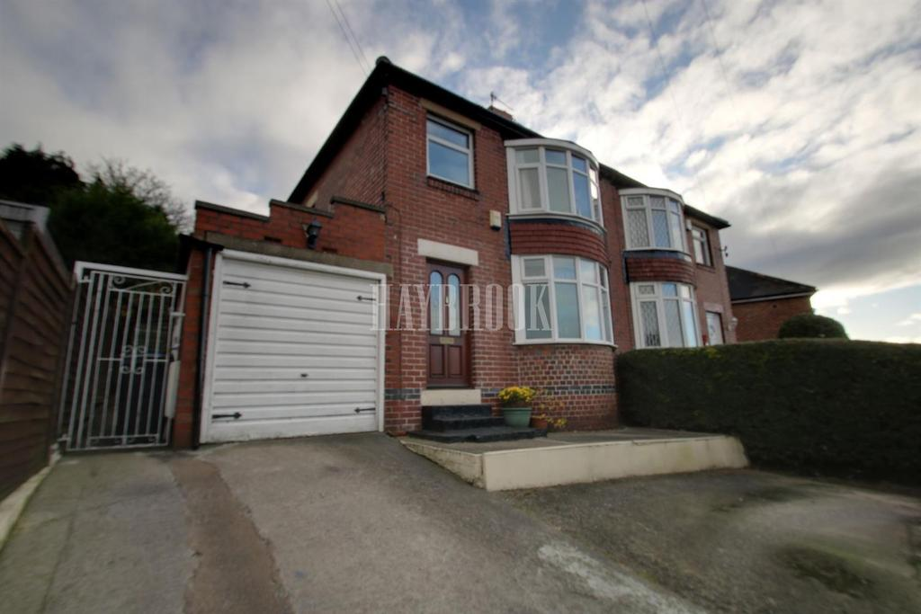 3 Bedrooms Semi Detached House for sale in Fox Hill Road, Birley Carr