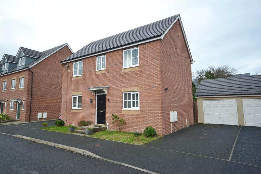 3 Bedrooms Detached House for sale in Parc Y Garreg, Kidwelly