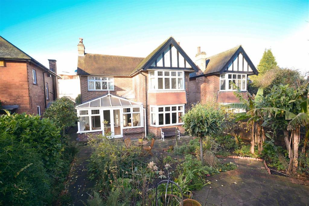 3 Bedrooms Detached House for sale in Victoria Embankment, Trent Bridge, Nottingham