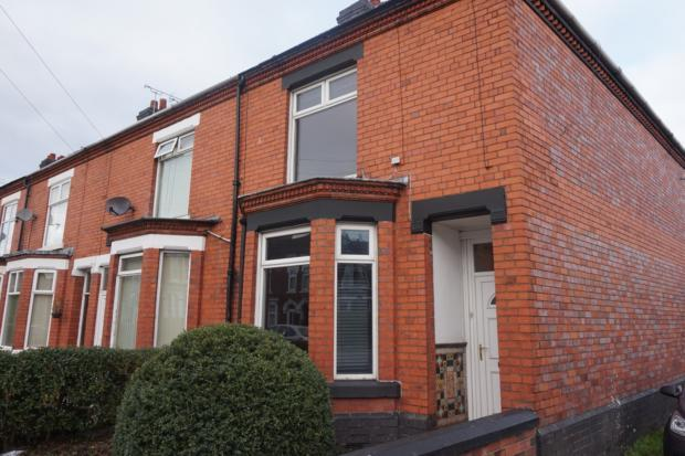 3 Bedrooms End Of Terrace House for rent in Residential 71 Hungerford Road CW1 5EQ