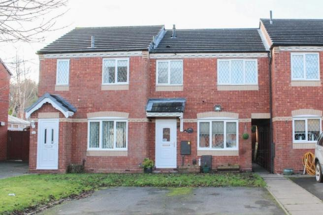 3 Bedrooms Terraced House for sale in 40 Winchester Drive, Muxton, Telford, Shropshire, TF2 8SJ