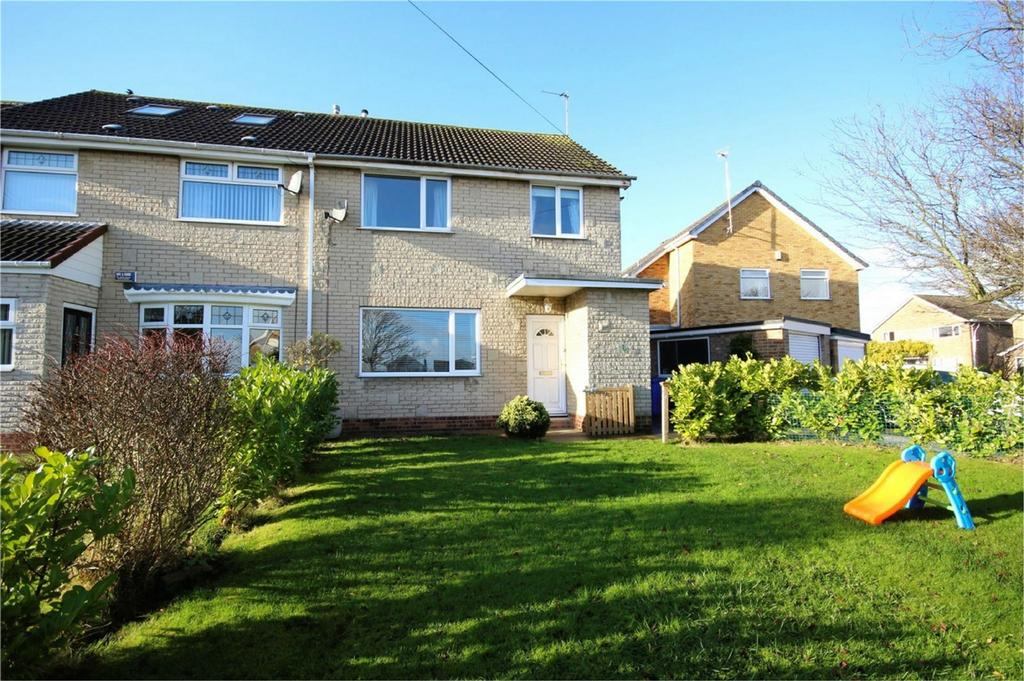 3 Bedrooms Semi Detached House for sale in Goodmanham Way, Cottingham, East Riding of Yorkshire