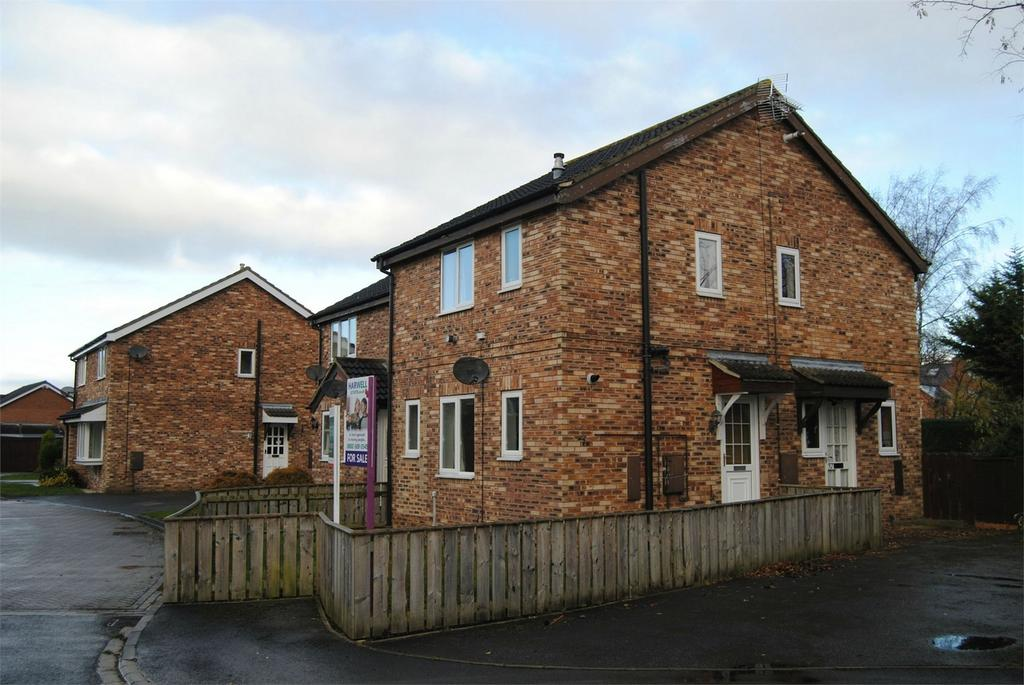 1 Bedroom Terraced House for sale in 39 Stapleton Close, Bedale, North Yorkshire