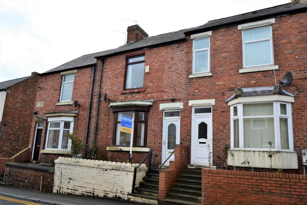 Parker terrace ferryhill 2 bed terraced house for sale for The terrace land and house