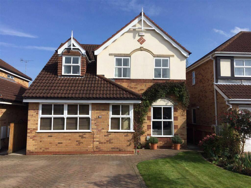 3 Bedrooms Detached House for sale in Butterfly Meadows, Beverley