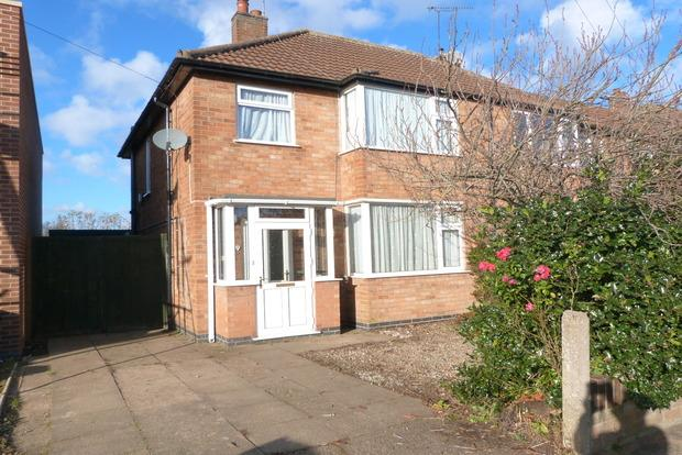 3 Bedrooms Semi Detached House for sale in The Ringway, Queniborough, Leicester, LE7