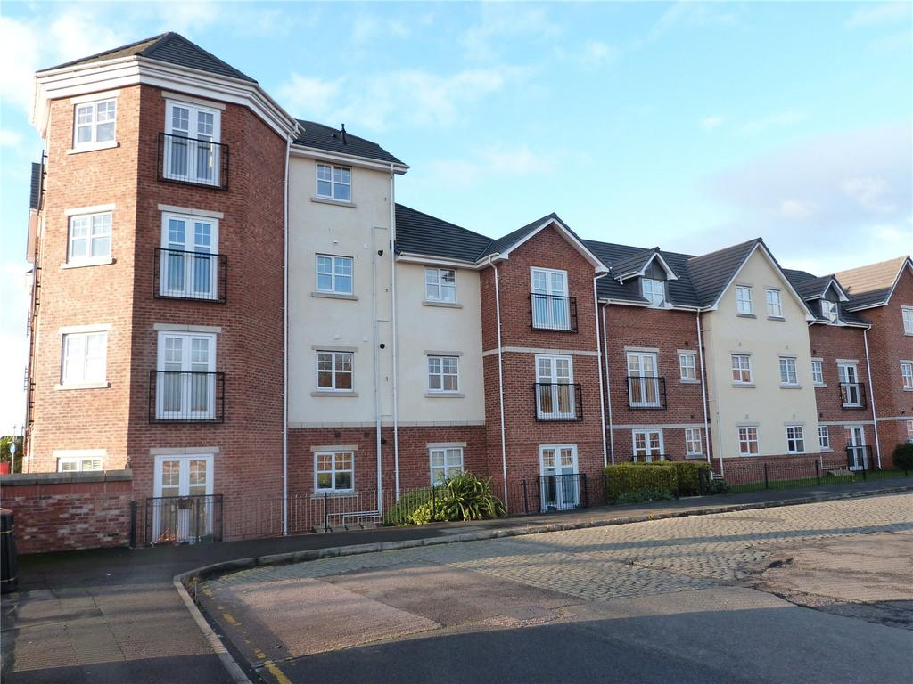 1 Bedroom Apartment Flat for sale in Partridge Close, Crewe, Cheshire, CW1