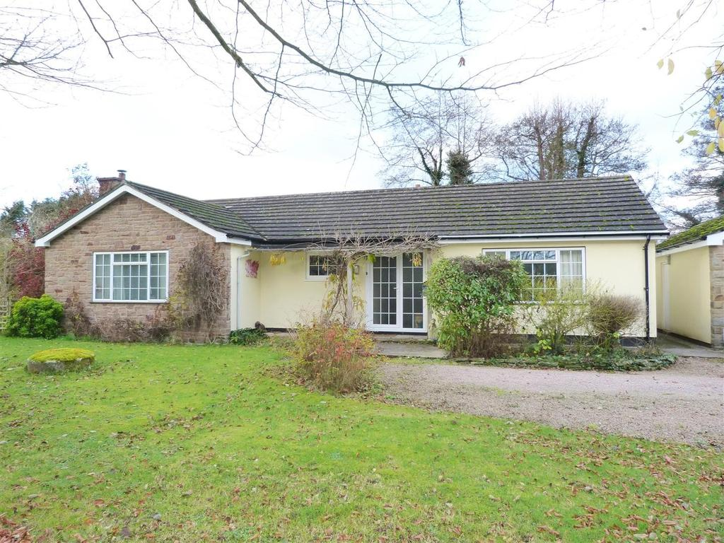 3 Bedrooms Detached Bungalow for sale in Hope-Under-Dinmore, Leominster, HR6