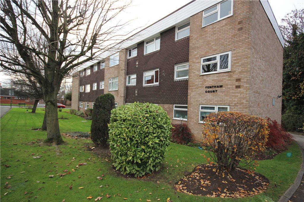 2 Bedrooms Apartment Flat for sale in Fentham Court, Ulverley Crescent, Solihull, West Midlands, B92