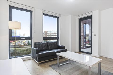 1 bedroom flat to rent - Delancey Apartments, 12 Williamsburg Plaza, London, E14
