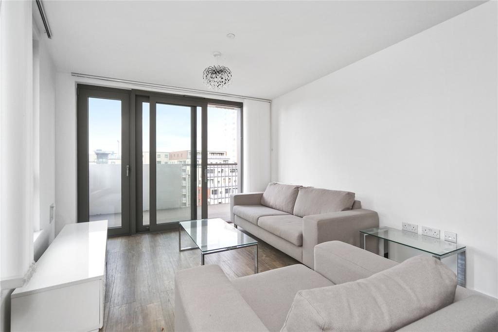 2 Bedrooms Flat for sale in Waterside Heights, 16 Booth Road, London, E16
